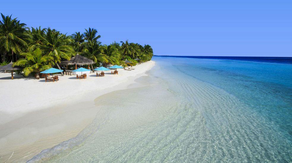 Mexiko pláže