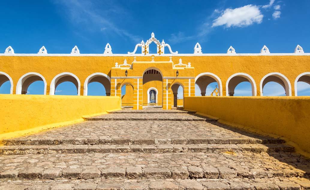 Koloniální města Yucatánu