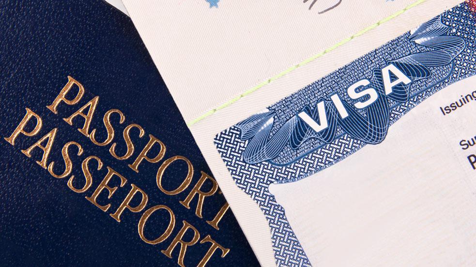 Mexiko - vízum