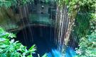 Krásy Yucatánu a pláž Akumal se želvami
