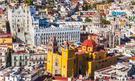 Tradiční Mexico City a jeho okolí
