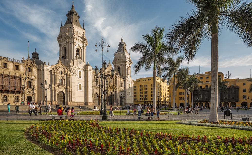 To nejlepší z Peru a Bolívie 2 osoby