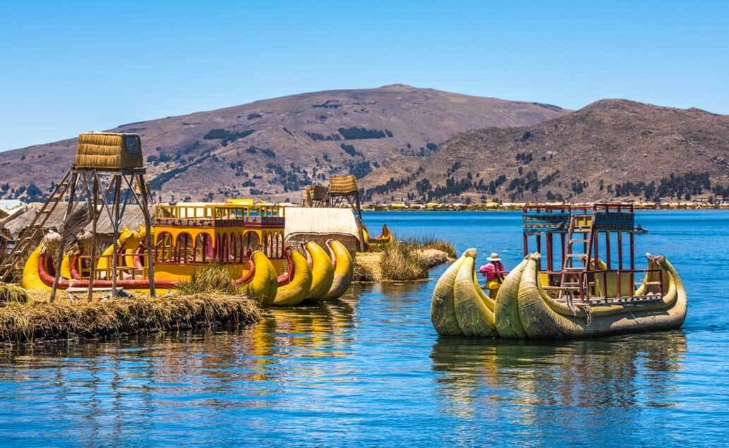 To nejlepší z Peru a Bolívie