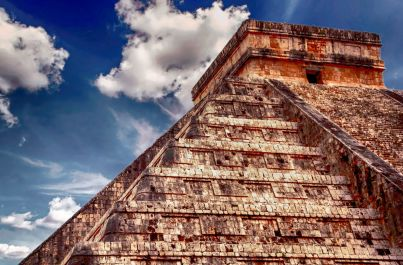 Mexiko křížem krážem