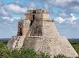 Krásy Yucatánu a pyramidy v Cobá